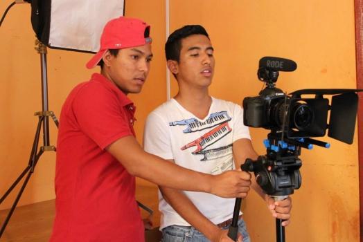 Poderoso activismo audiovisual